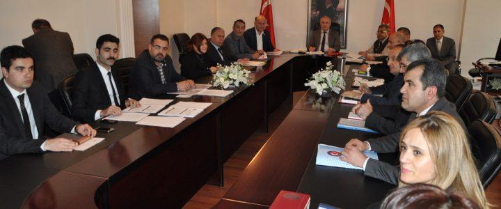 Sivil Memurların Hukuki Durumuyla İlgili DPB'de Toplantı