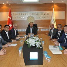 Büro Memur-Sen'den 28 Şubat Mağdurlarına Destek